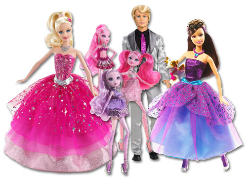 Barbie Fashion Show Soundtrack Barbie always does in each and